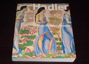 フェルディナント・ホドラー展の図録集