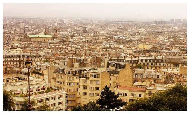 フランスのパリ
