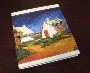 「サント=マリーの白い小屋」(画集の表紙より)
