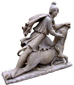 「ミトラス神像」100~200年頃