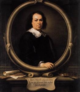 「自画像」(1670年)ムリーリョ