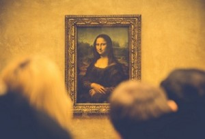 絵画の鑑賞