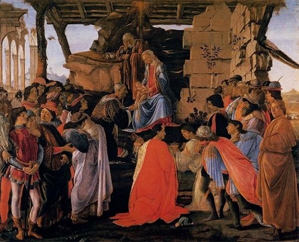 「エマオの晩餐」(1606年)カラヴァッジョ