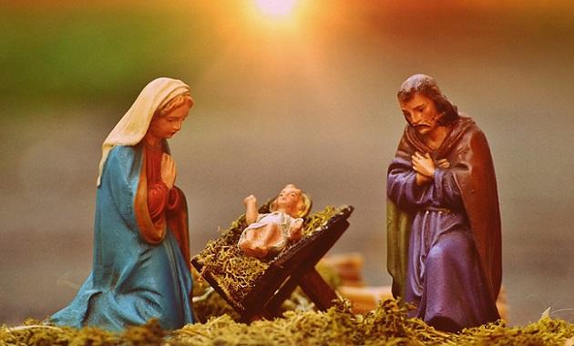 イエス・キリスト降臨の物語