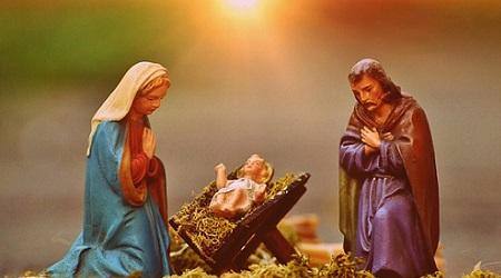 キリスト降誕のストーリー