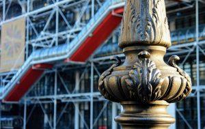 ポンピドゥー・センター(Pompidou)