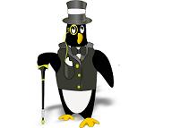 真面目なペンギン