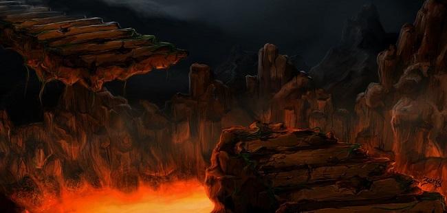 インフェルノ(Inferno)と地獄