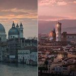 ヴェネツィアとフィレンツェ