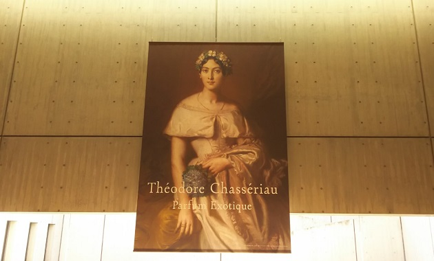 「シャセリオー展」…国立西洋美術館より