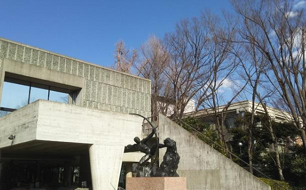 2017年3月の国立西洋美術館