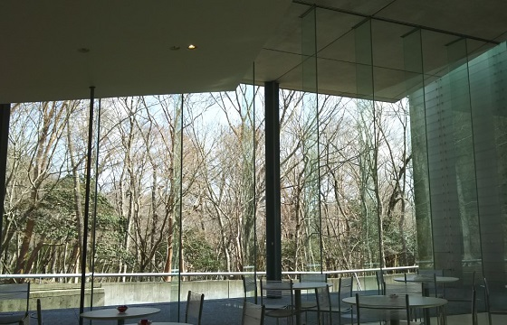3月の「ポーラ美術館」 in 2017