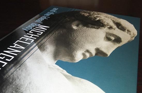 「ミケランジェロと理想の身体」展の図録