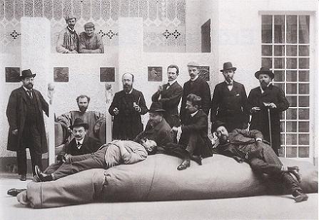 ウィーン分離派のメンバー