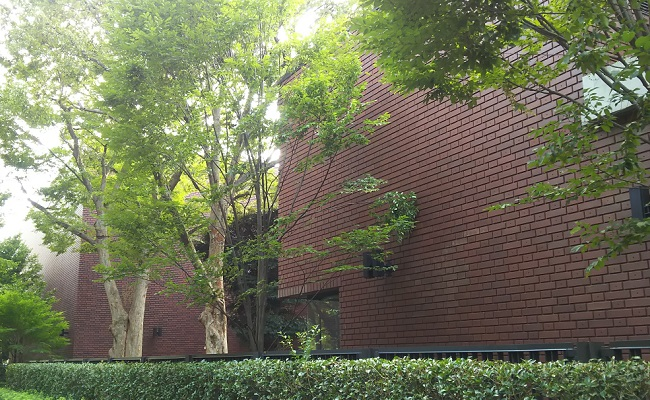 印象派を堪能した後…東京都美術館周辺を散歩して in 2019-09