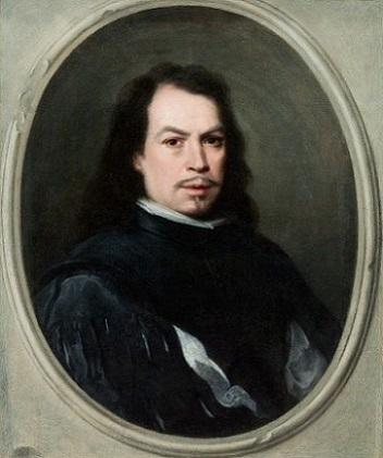 「自画像」(1660年頃)バルトロメ・エステバン・ムリーリョ