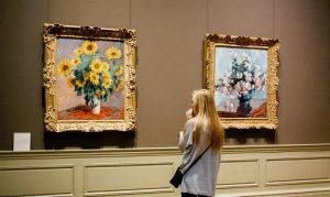 絵画を観て、そして…
