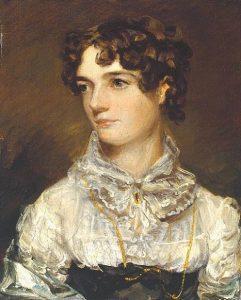 「マライア・ビックネル, ジョン・コンスタブル夫人」(1816年)ジョン・コンスタブル