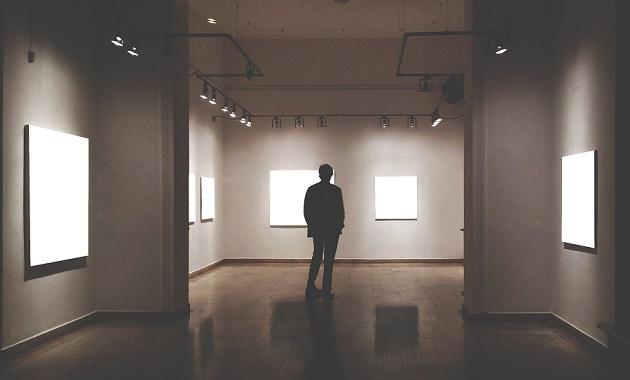 絵がない美術館